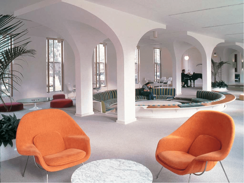 Awesome Vassar College Eero Saarinen Part 20