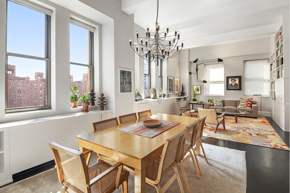 263 9th Avenue, penthouse, condo, chelsea, dining room