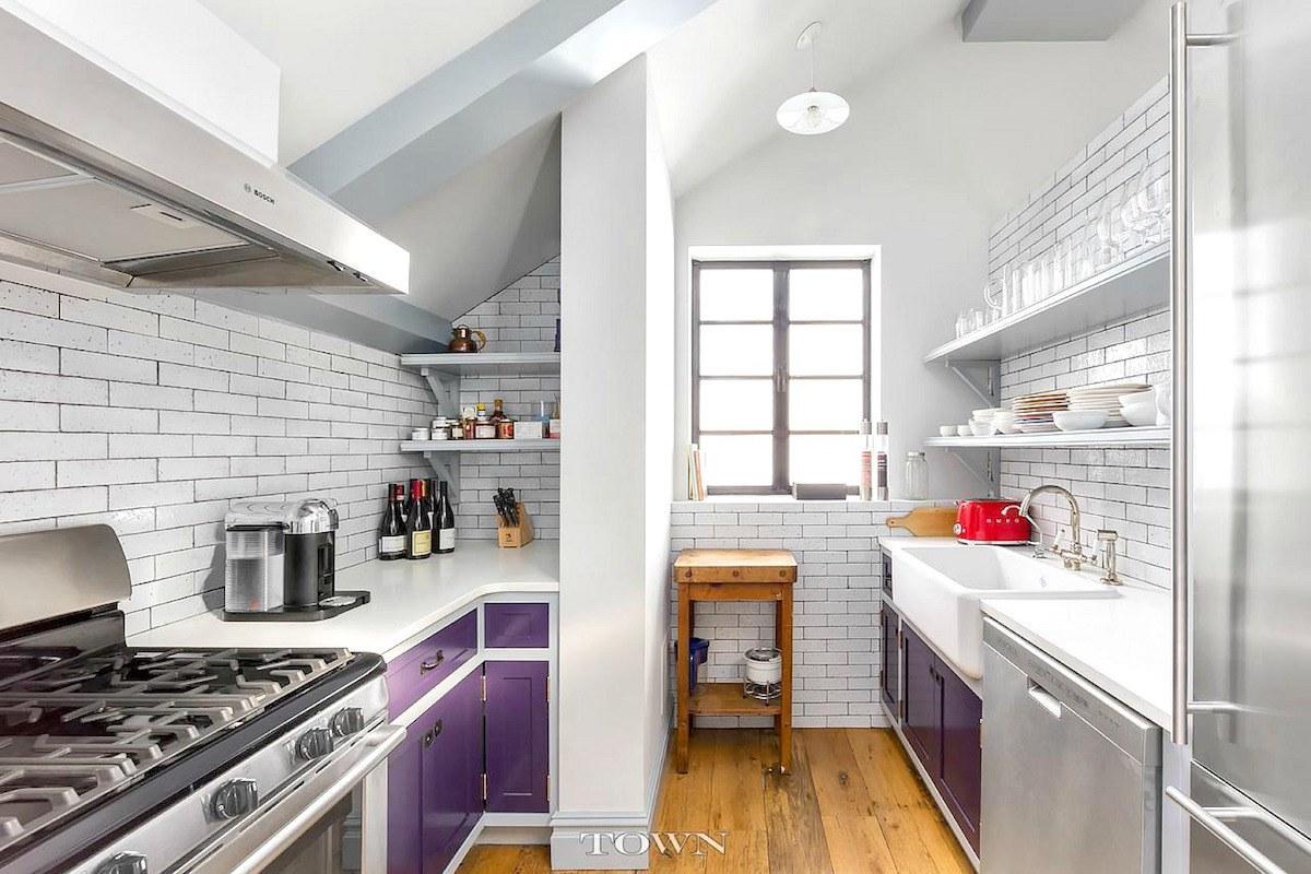 66 Madison Avenue, cool listings, Nomad, Flatiron, Leslie Klotz, Interiors, penthouse, loft, designer renovation, outdoor space