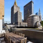 66 Madison Avenue, cool listings, Nomad, Flatiron, Leslie Klotz, Interiors, penthouse, loft, designer renovation, outdoor space