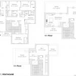 15 Leonard Street, Kylie Jenner, Tribeca celebrities, Tribeca penthouses