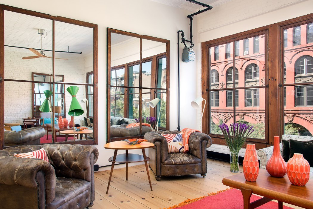 471 west broadway, loft, soho, living room