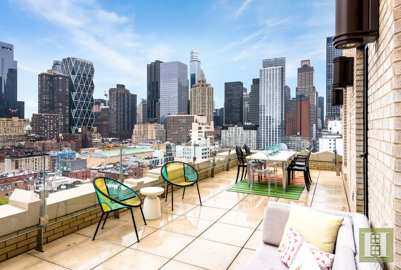 Stella Tower, 425 West 50th Street, Trevor Noah, NYC celebrity real estate