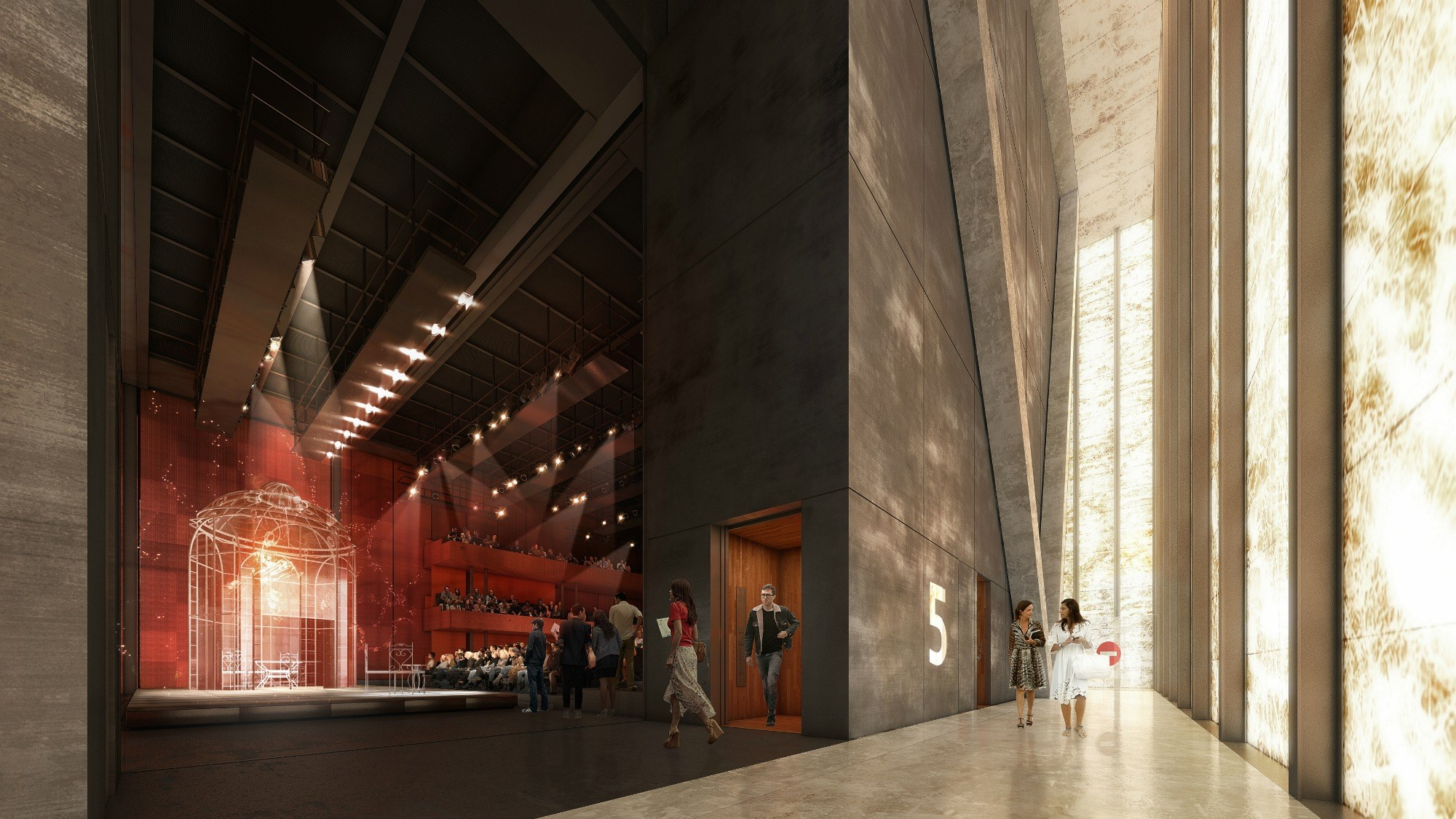 WTC Performing Arts Center-REX-16