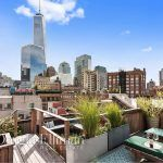 68 thomas street, tribeca, loft, roof deck