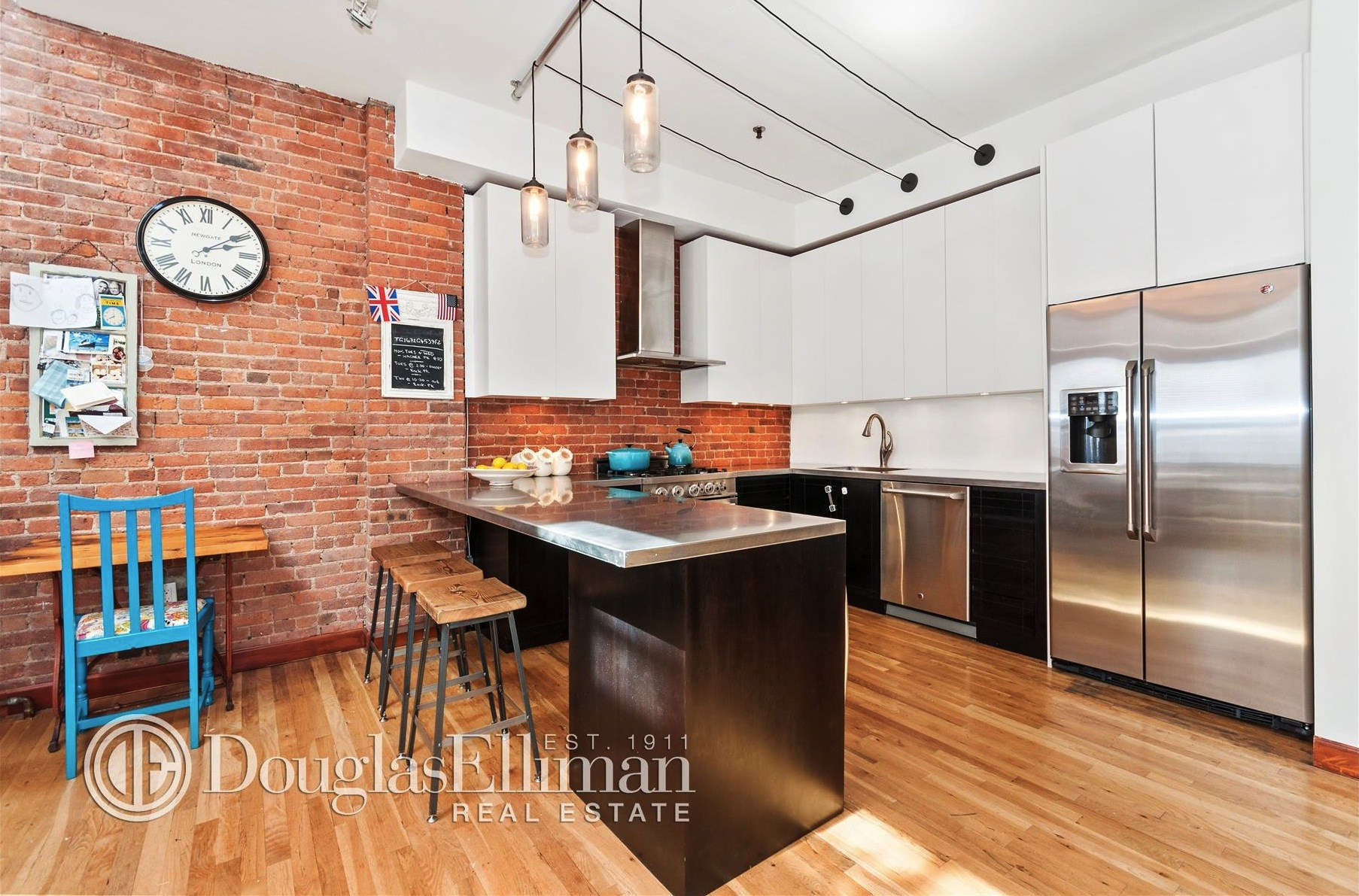 68 thomas street, tribeca, loft, kitchen