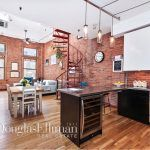 68 thomas street, tribeca, loft, living room
