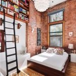 68 thomas street, tribeca, loft, bedroom