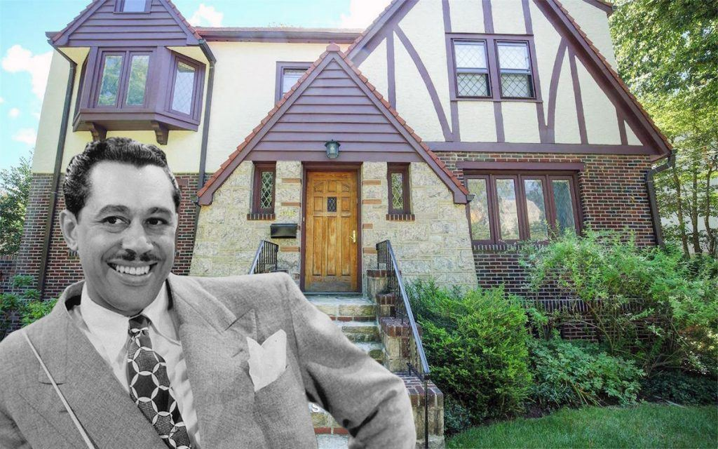 Bandleader Cab Calloway Once Lived In This Historic