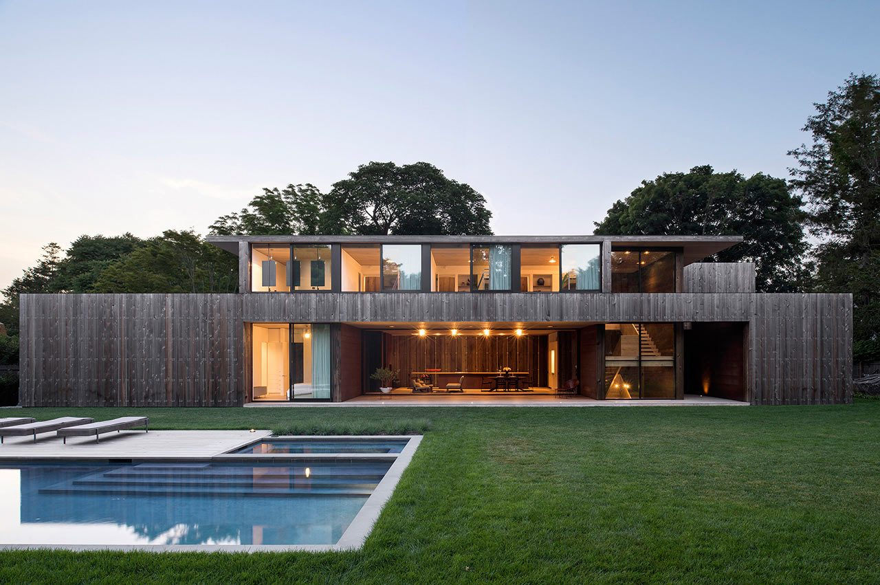 Bates Masi + Architects Focused On Acoustics For This Hamptons House Design