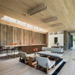Amagansett, Bates Massi Architects, Elizabeth II, living room