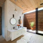 Amagansett, Bates Massi Architects, Elizabeth II, bathroom