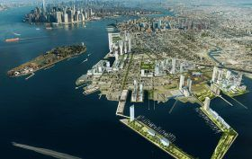 AECOM, Red Hook development, Brooklyn affordable housing