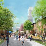AECOM Red Hook redevelopment block