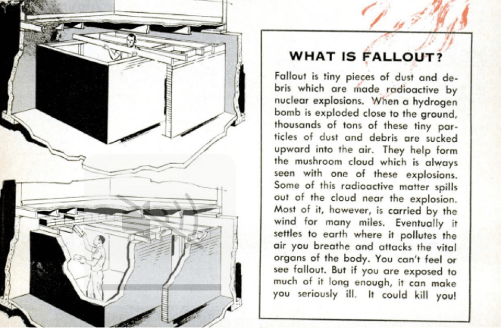 what is a fallout shelter
