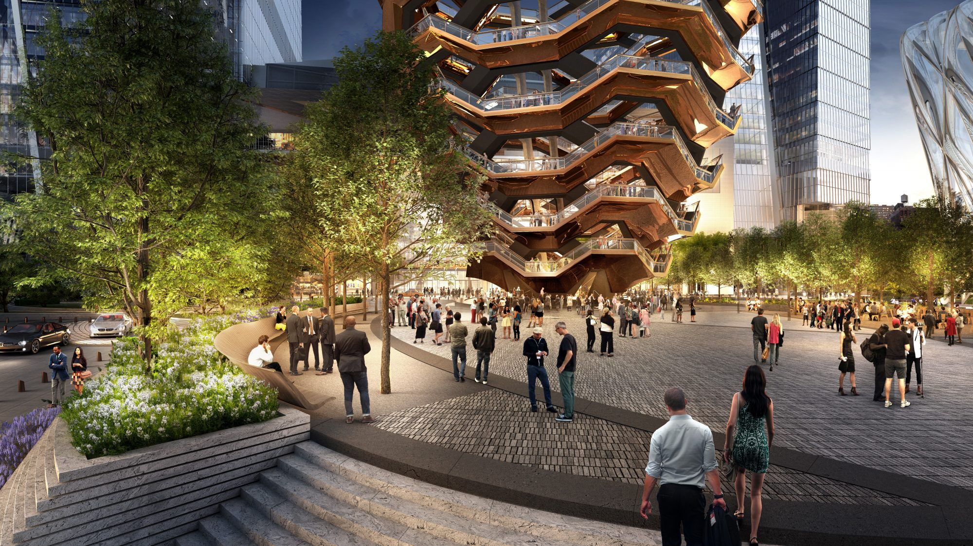 Thomas Heatherwick-Hudson Yards-Vessel-3