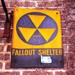 nyc fallout shelter sign
