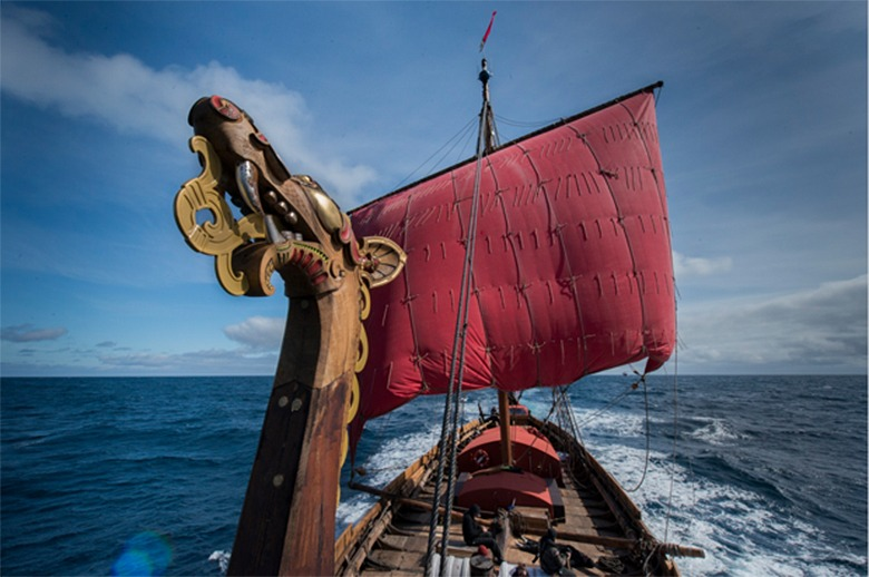 The-Draken-Harald-Harfagre-viking-ship