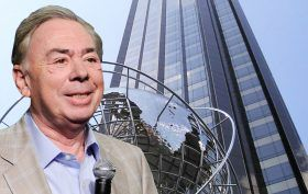 Andrew Lloyd Webber, Trump International, 1 Central Park West, Trump International celebrities
