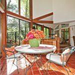 21 Beverly Warren Road solarium dining