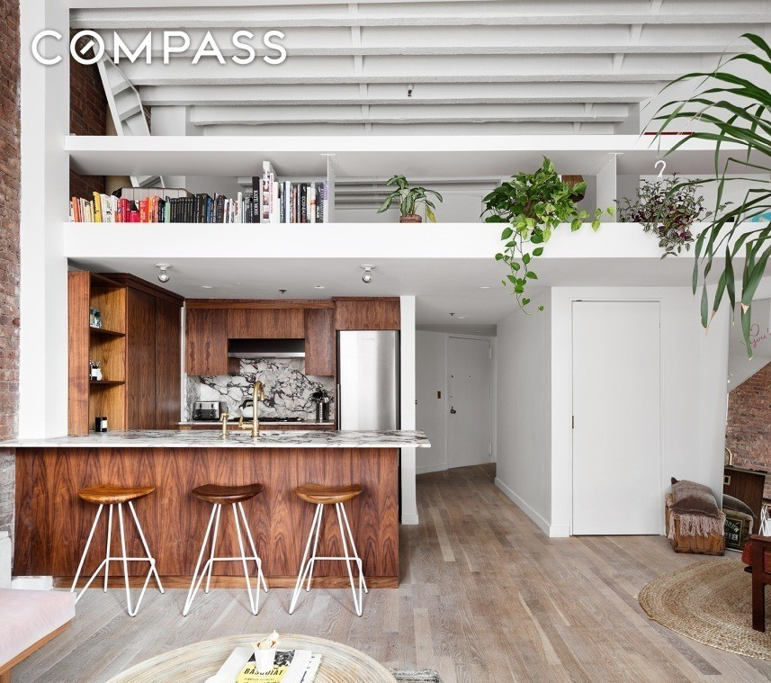 Big Walnut Apartments: A Totally Renovated, Boho-chic Loft In Greenwich Village