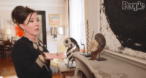 Kate Spade, Interiors, Celebrities, Upper East Side, Home tours, apartment tours, video