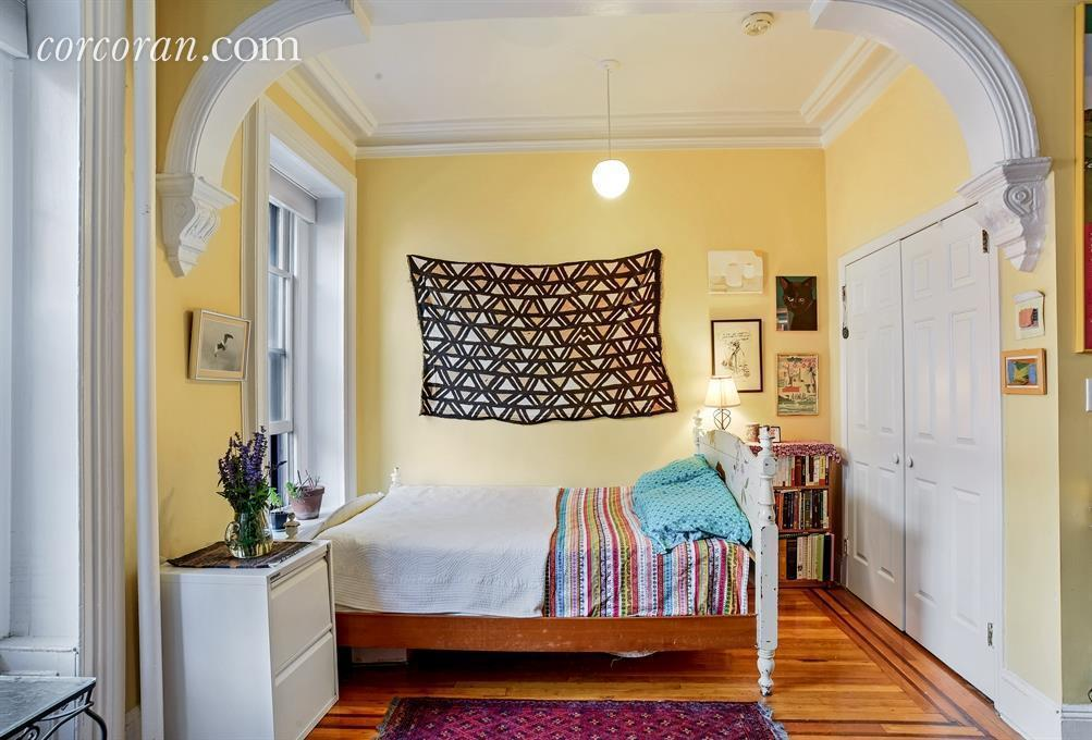 144 park place, studio, park slope, bedroom