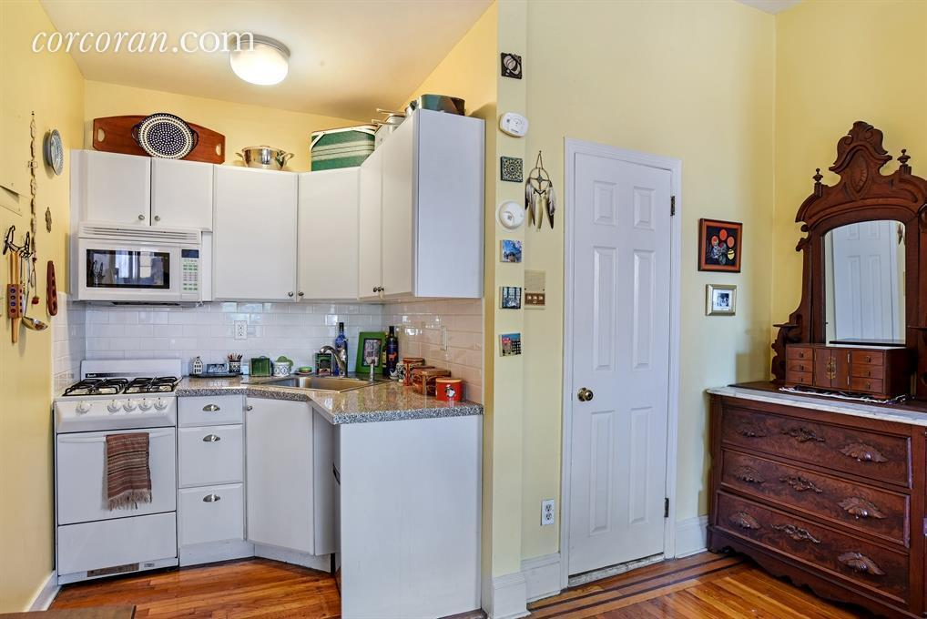 144 park place, studio, park slope, kitchen