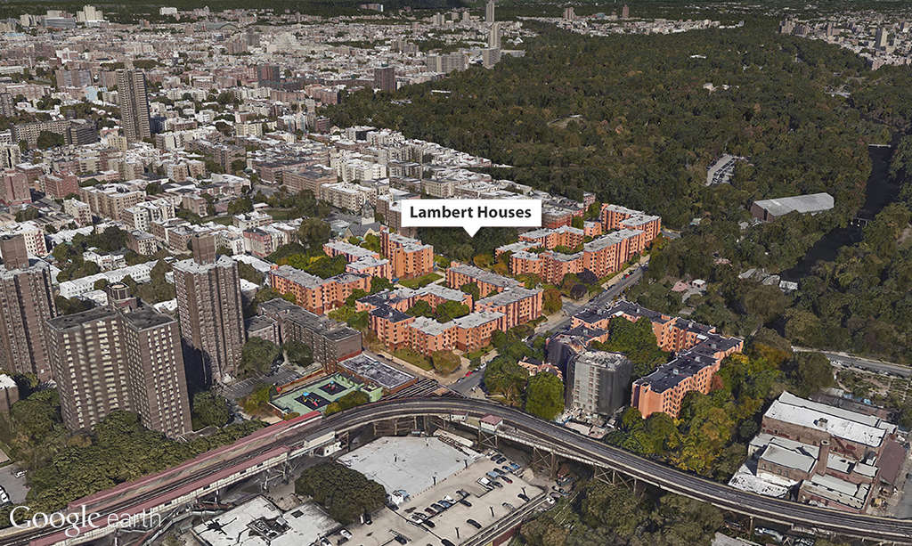 $600M overhaul at the Lambert Houses underway to bring 1,665 affordable housing units to the Bronx
