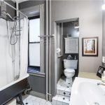 347 West 44th Street, bathroom