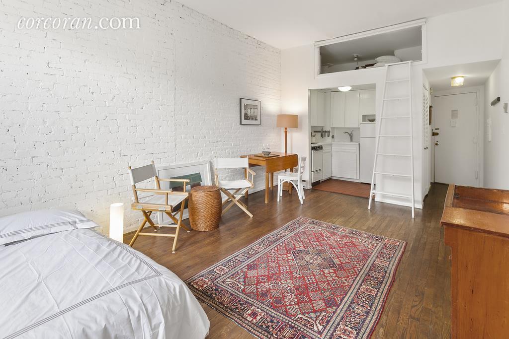 356 West 23rd Street, cool listings, chelsea, low six, under $500k, co-ops, studios
