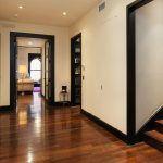 416 Washington Street hallway