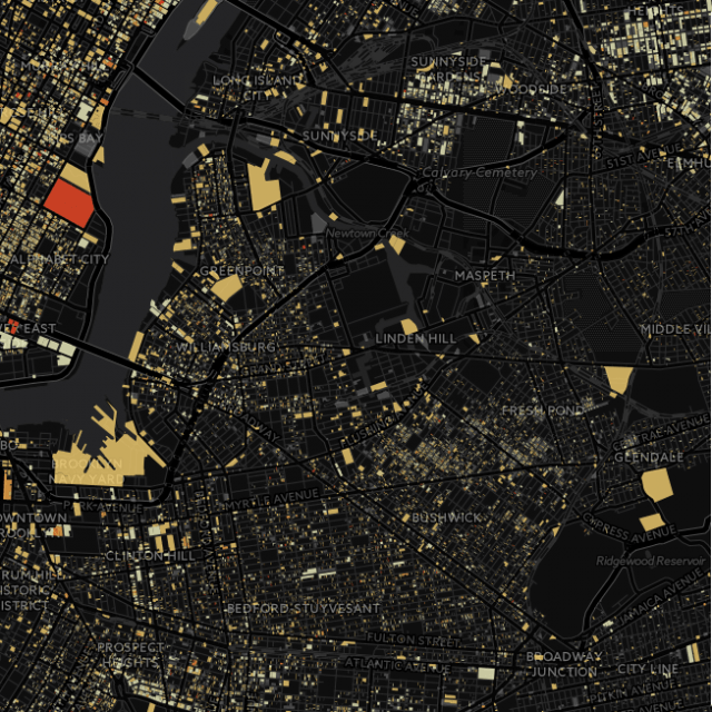 Interactive map reveals NYC buildings where affordable housing is being threatened