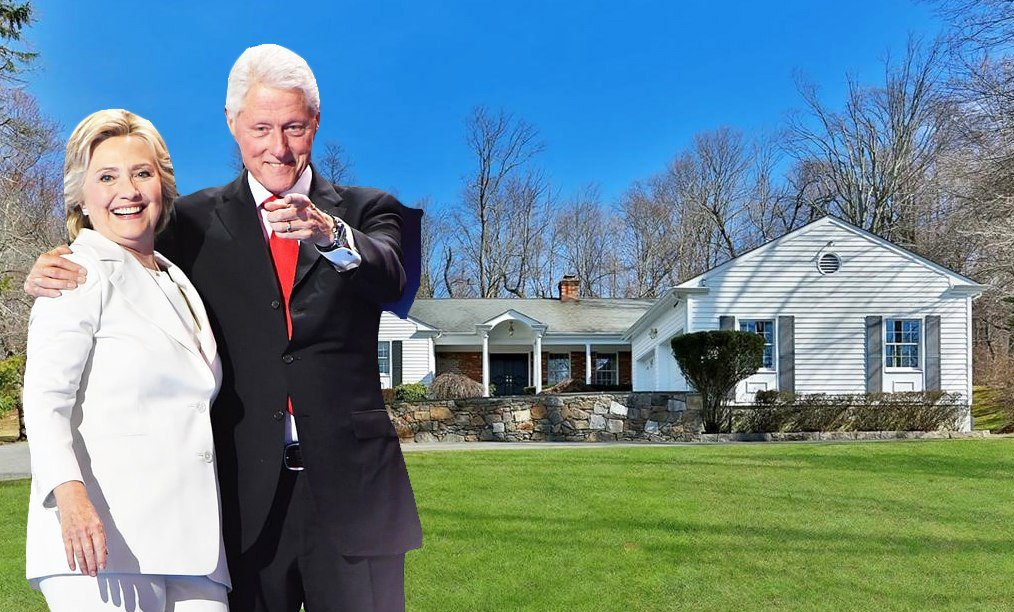 Bill and Hillary Clinton Buy House Next Door, Create Chappaqua Compound