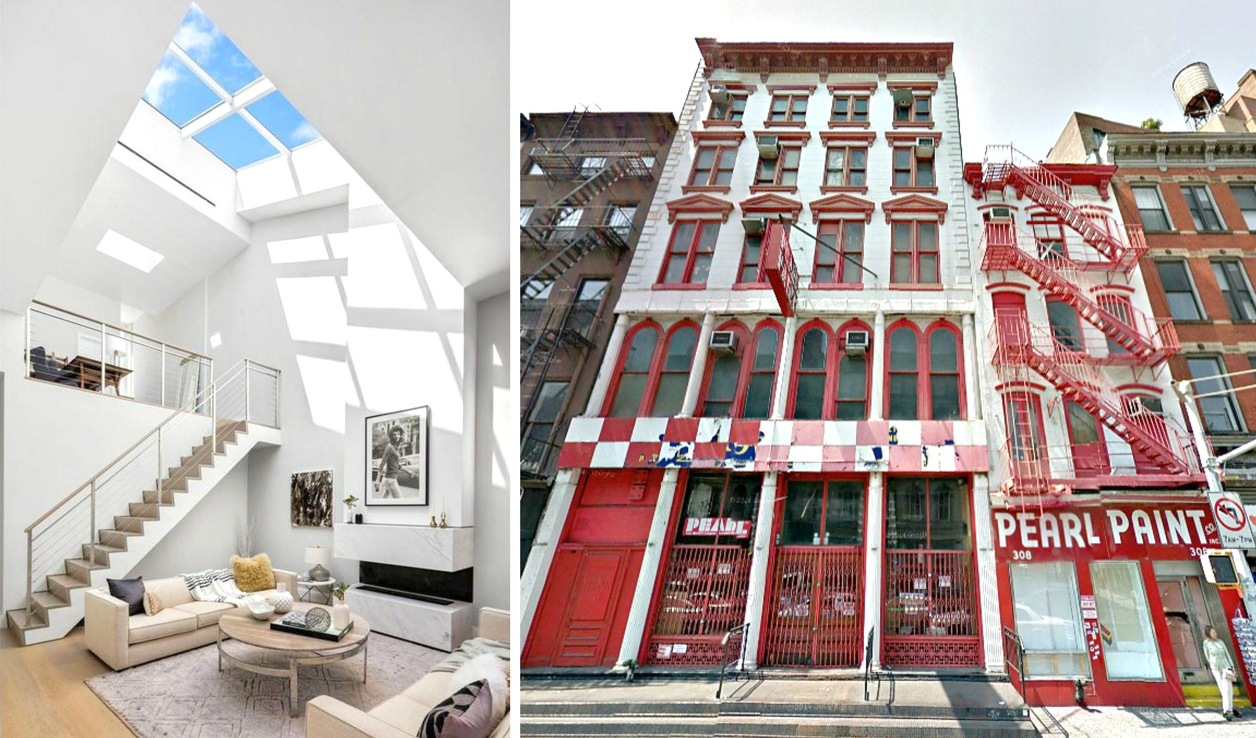 $7 75M penthouse tops Tribeca's Pearl Paint-replacing condos