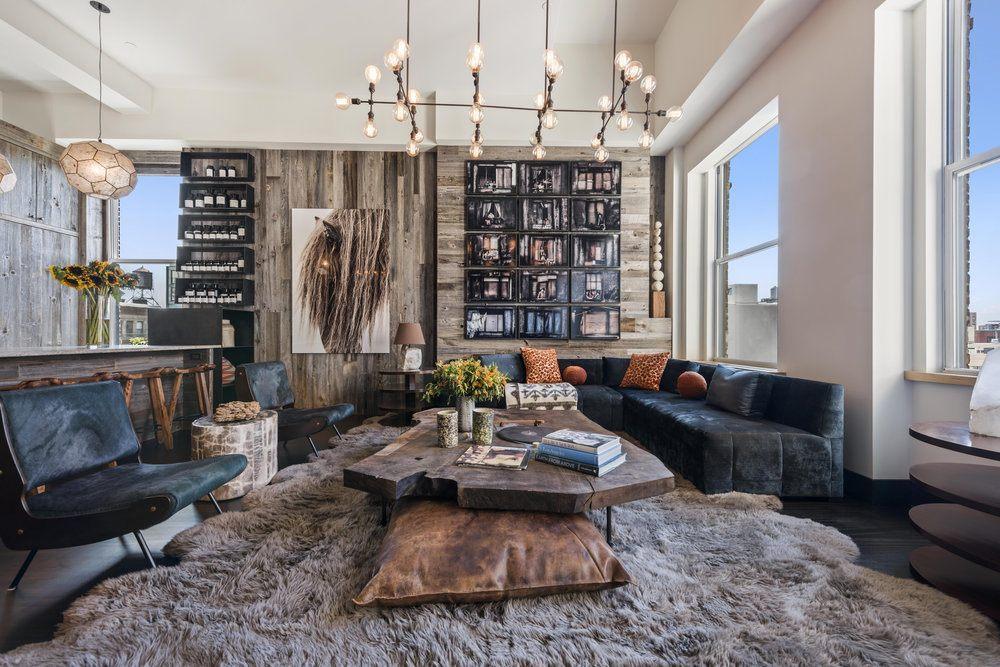 $14M Noho penthouse is mindfully designed, feng shui