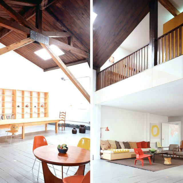 Landmarked church in Boerum Hill gets transformed into a modern-industrial home