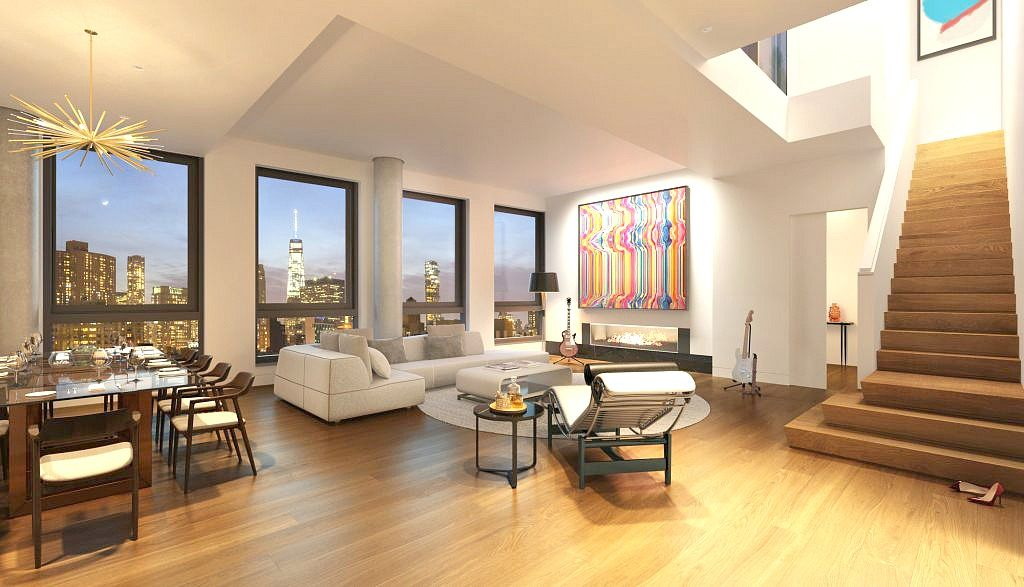 Sales launch with new renderings at 242 Broome Street, Essex Crossing's first condos