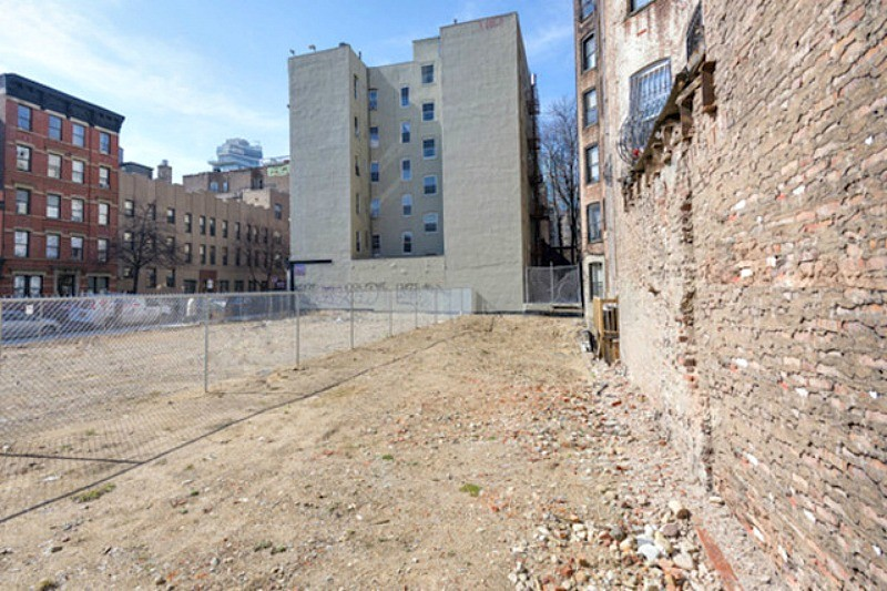 123 Second Avenue-vacant lot