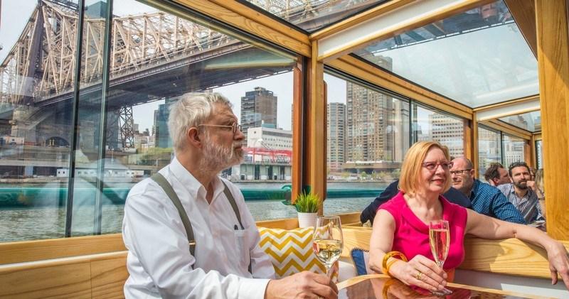 AIA Around Manhattan Architecture Boat Tour