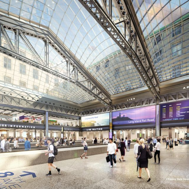 Work to begin this spring on Penn Station-Moynihan Train Hall complex