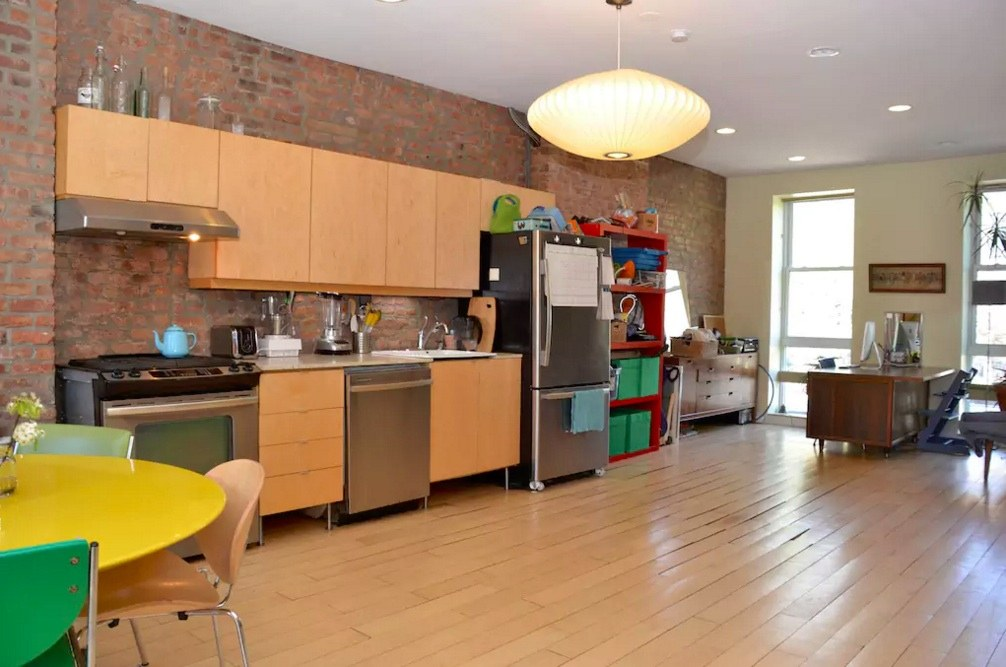 Eco Triplex Brooklyn Kitchen