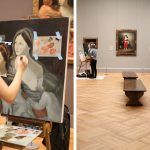 met museum copyist program, copying paintings, the metropolitan museum of art