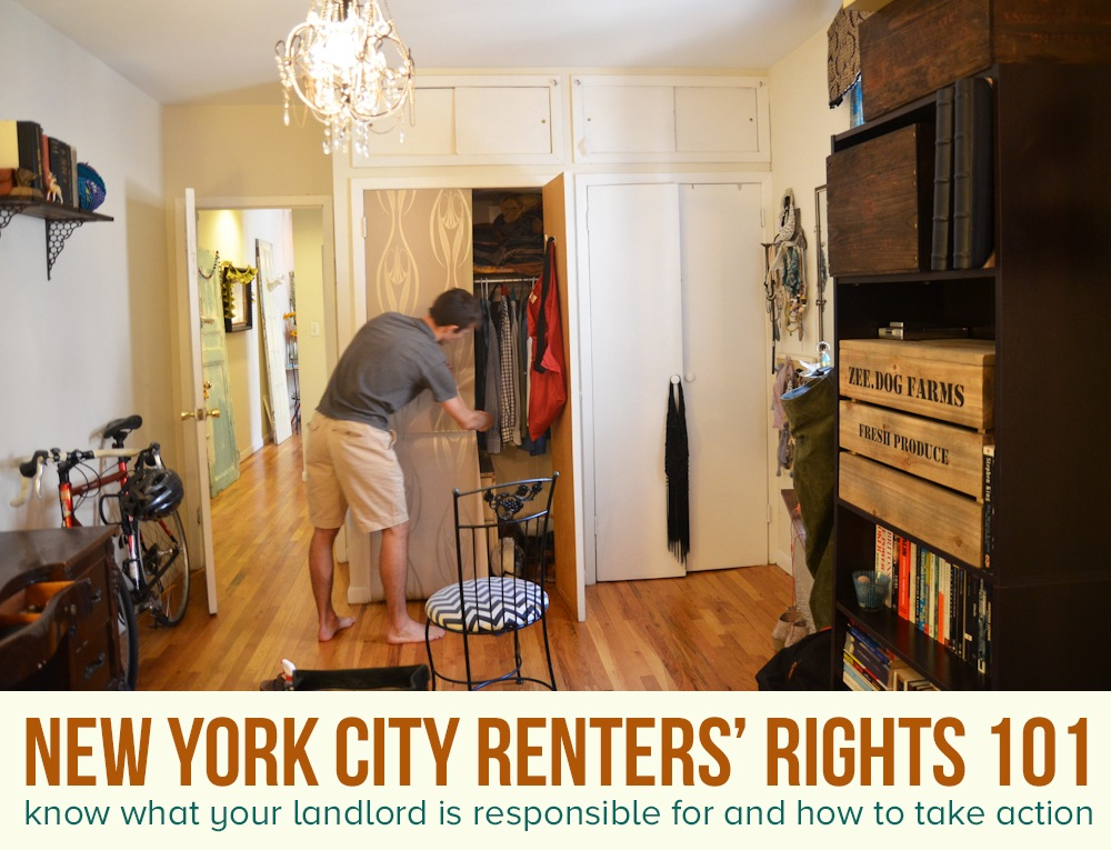 Renters' Rights 101: Know what your landlord is responsible