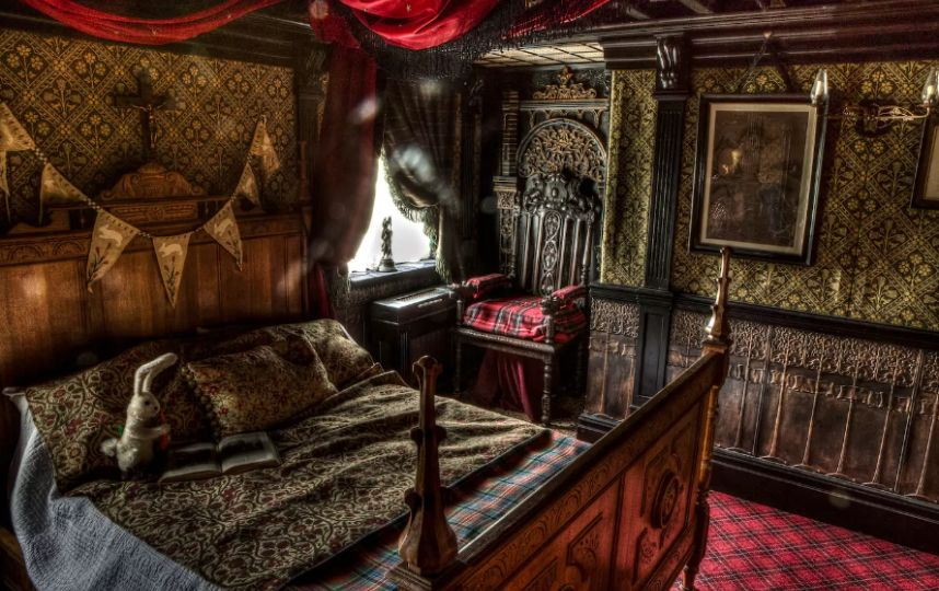 Nice Haunted Homes You Can Rent By The Night Via Airbnb