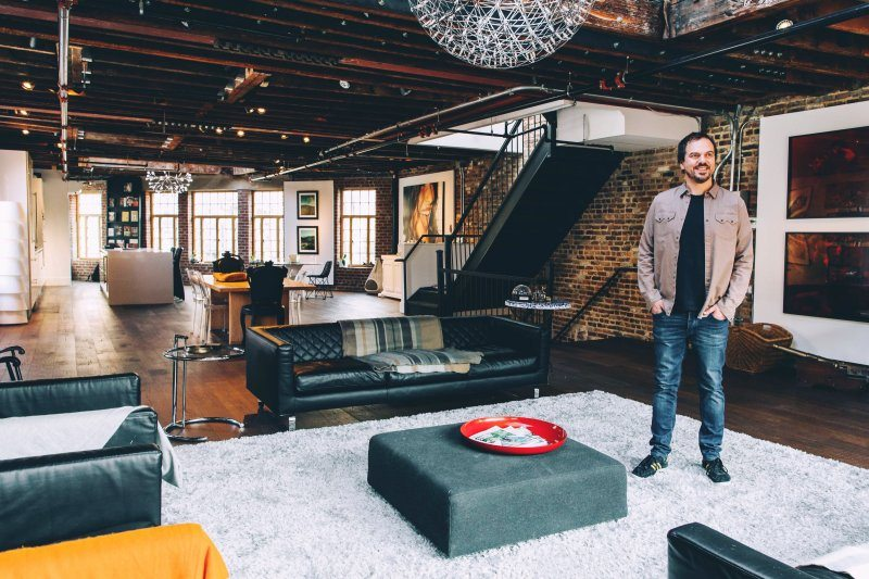 Nearly 9,000 apply for SpareRoom CEO's $1/month shares in his $8M loft – meet two finalists