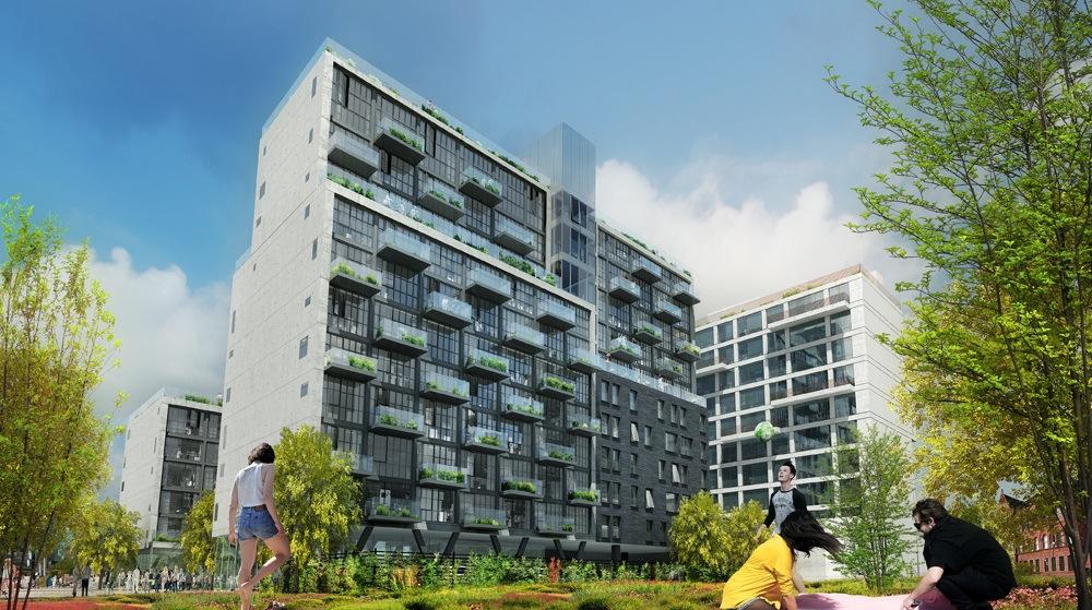 22-12 Jackson Avenue, ODA Architects, Long Island City condos
