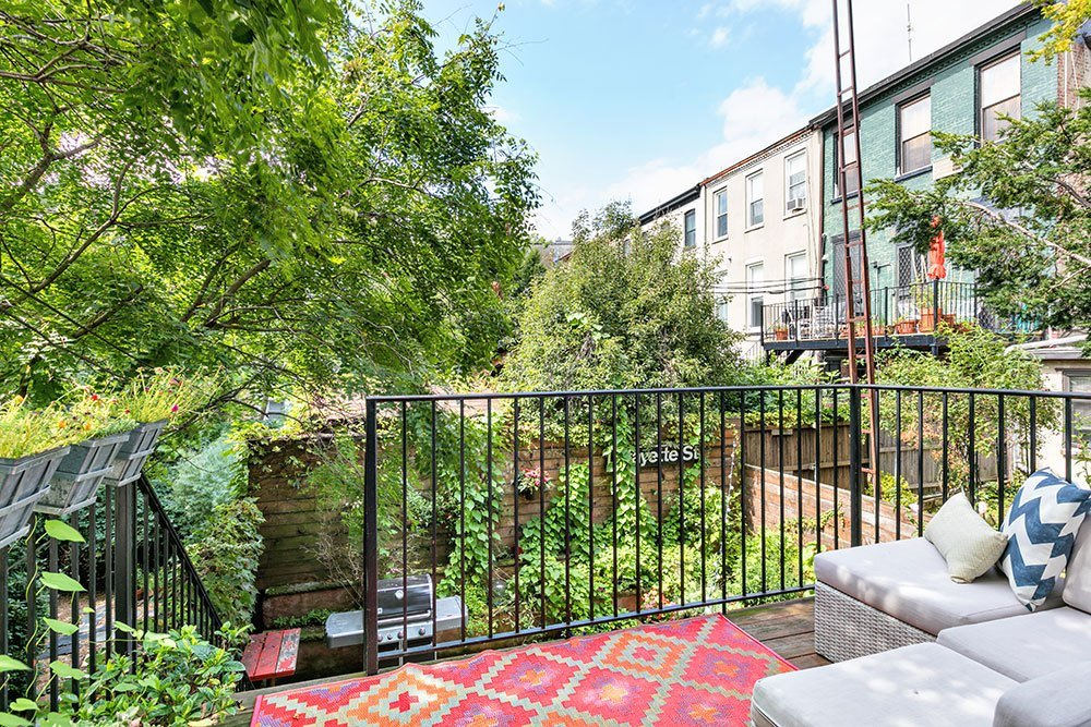 $4.2M Carroll Gardens townhouse is pretty as can be | 6sqft