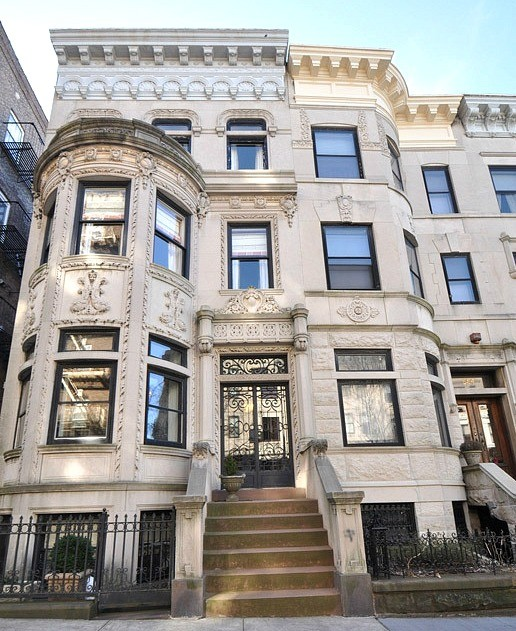Emily Blunt and John Krasinski, Park Slope townhouse, Park Slope historic district