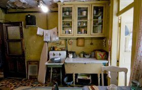 tenement nyc kitchen